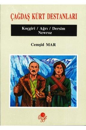 Ozge Mini Pop Çağdaş Kürt Destanları  Mar Kitap