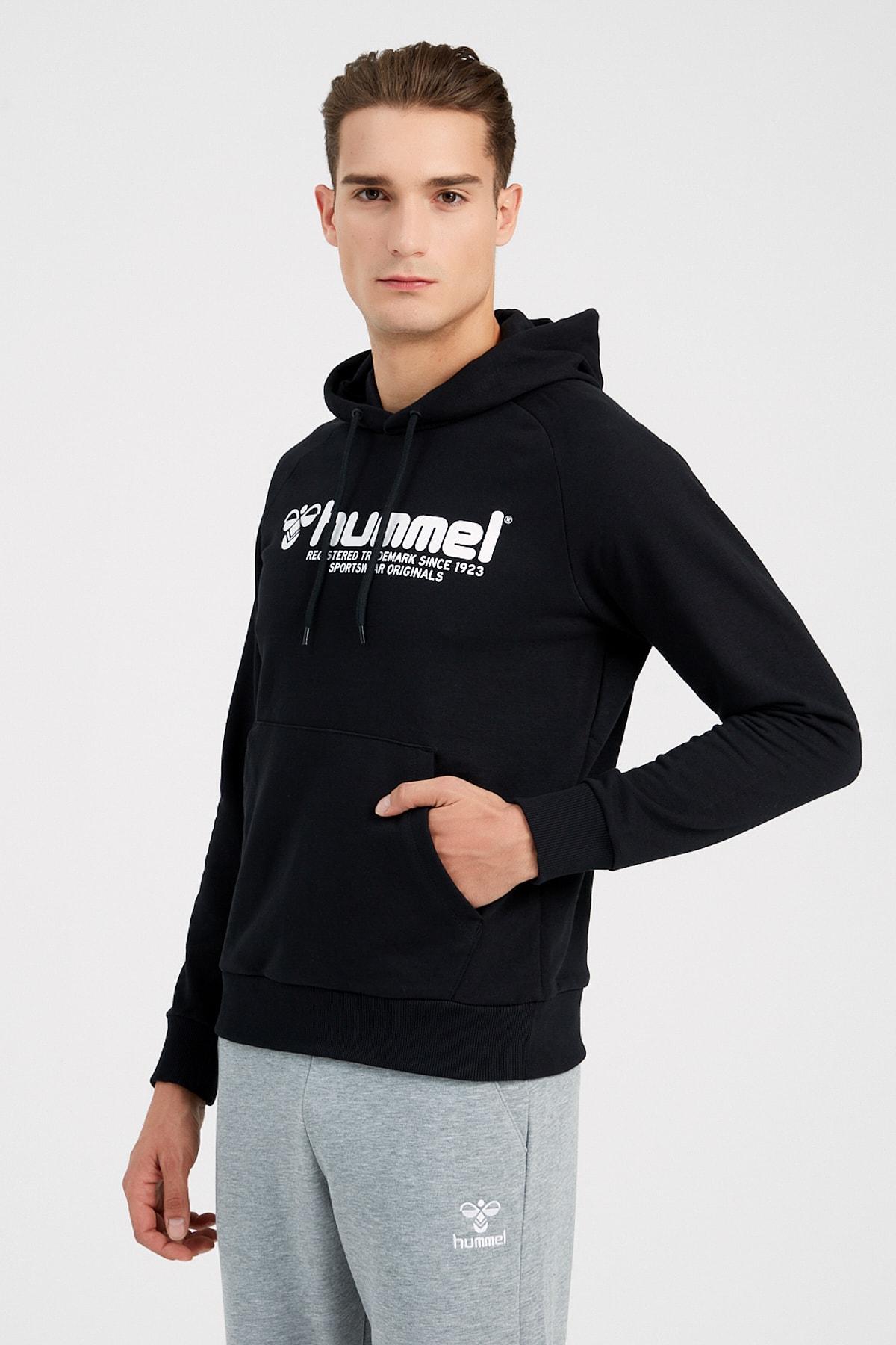 HUMMEL Erkek Spor Sweatshirt - Hmlregow Hoodie 1