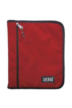 Bigpoint Jacbag File Jac Fermuarlı Kırmızı Dosya 3401101016y03