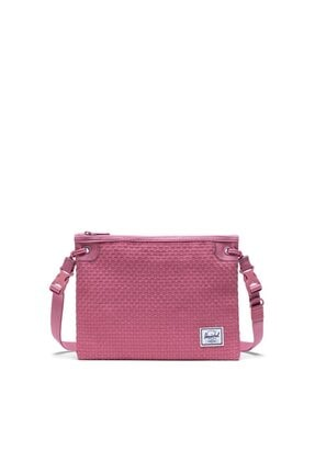 Herschel Supply Co. Omuz Çantası Alder Woven Heather Rose