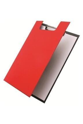 KRAF Kapaklı Sekreterlik A4 Kırmızı