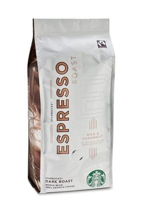 Starbucks Espresso Dark Roast Filtre Kahve 250 gr Kahve Makinası İçin Çekilmiş