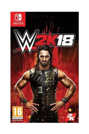 2K Games Wwe 2k18 Switch Oyun
