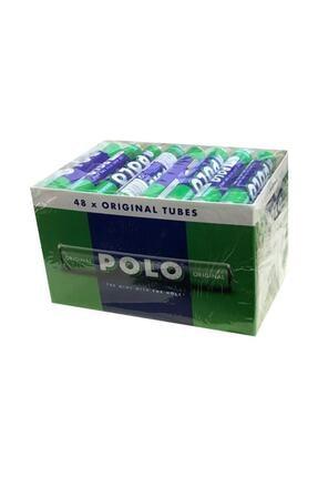 Nestle Polo Naneli Şeker 48 Adet