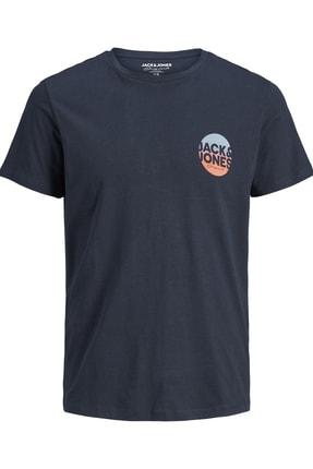 Jack & Jones Bisiklet Yaka T-Shirt - Torpedo Originals Tee 12178498