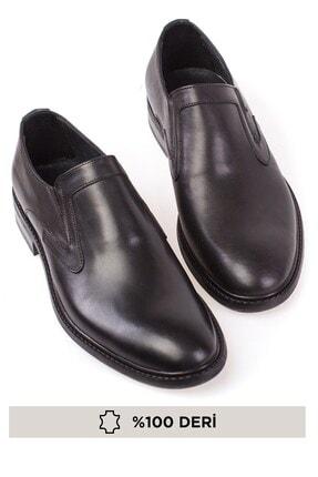 maximoda Hakiki Deri, Ortopedik, Bağcıksız, Klasik Erkek Ayakkabı