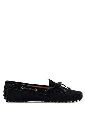 Nine West HOLT2 Lacivert Kadın Loafer Ayakkabı 100526089