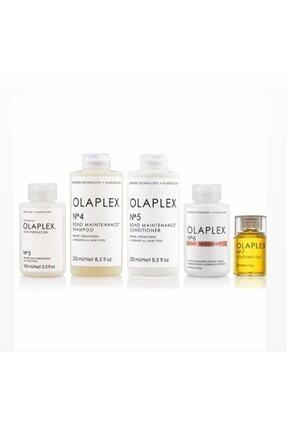 Olaplex Kuru Ve Yıpranmış Saçlar Için Komple Bakım Seti5 Parça