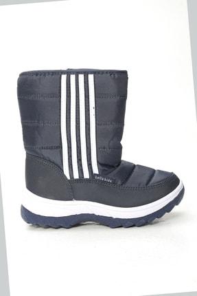 Ayakkabı Modası Çocuk Lacivert  Yağmur Çizmesi