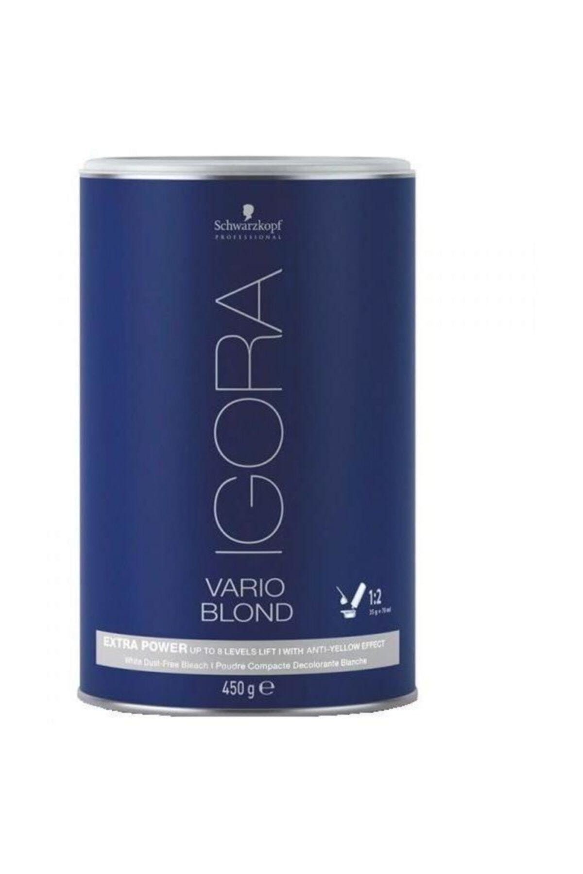 Igora Oryal Açıcı Beyaz Vario Blond Extra Power 450gr 1