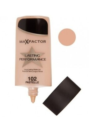 Max Factor Lasting Performance Pastelle İz Bırakmayan Fondöten 102