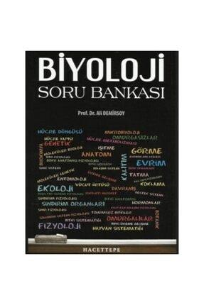 Hacettepe Taş Biyoloji Soru Bankası - Prof.dr.ali Demirsoy - Hacettepe