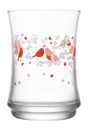LAV Sezen 3 Parça Meşrubat Bardağı