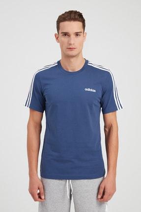 adidas E 3S TEE A INDIGO Erkek T-Shirt 100546432