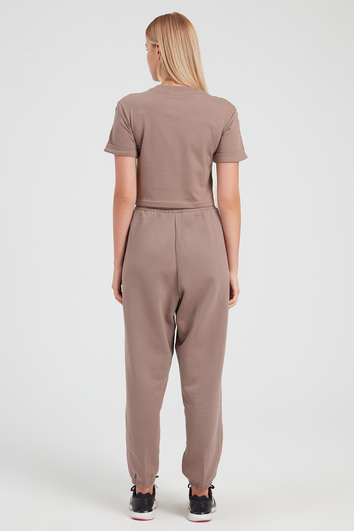 adidas Kadın Spor Eşofman Altı - Cuffed Pant 2