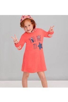 ROLY POLY Rolypoly Kapşonlu Kız Elbise