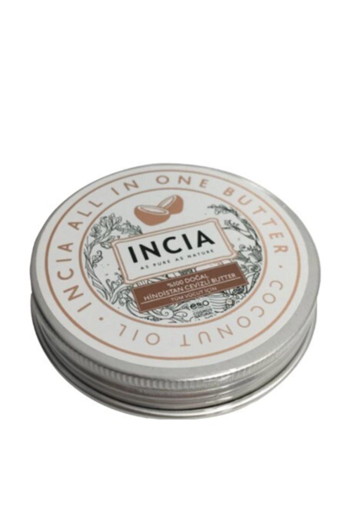 Incia Incıa %100 Doğal Hindistan Cevizli Butter 15 Ml 1