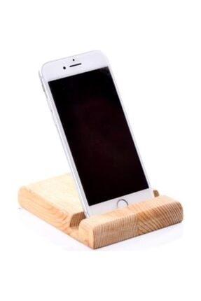 Ciao Cıao Ahşap Cep Telefonu Ve Tablet Tutucu Standı