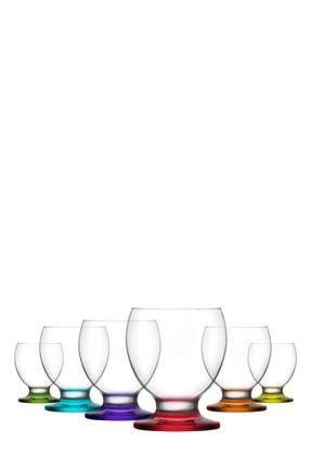 LAV Nectar 6'lı Meşrubat Bardağı