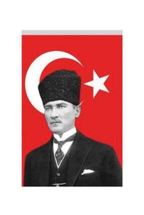 Tahtakale Hobi Atatürklü Türk Bayrağı 100x150 Cm