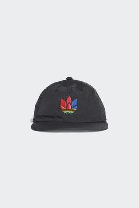 adidas Unisex Siyah Günlük Giyim Şapka 3d Adicolor Cap Gd4510