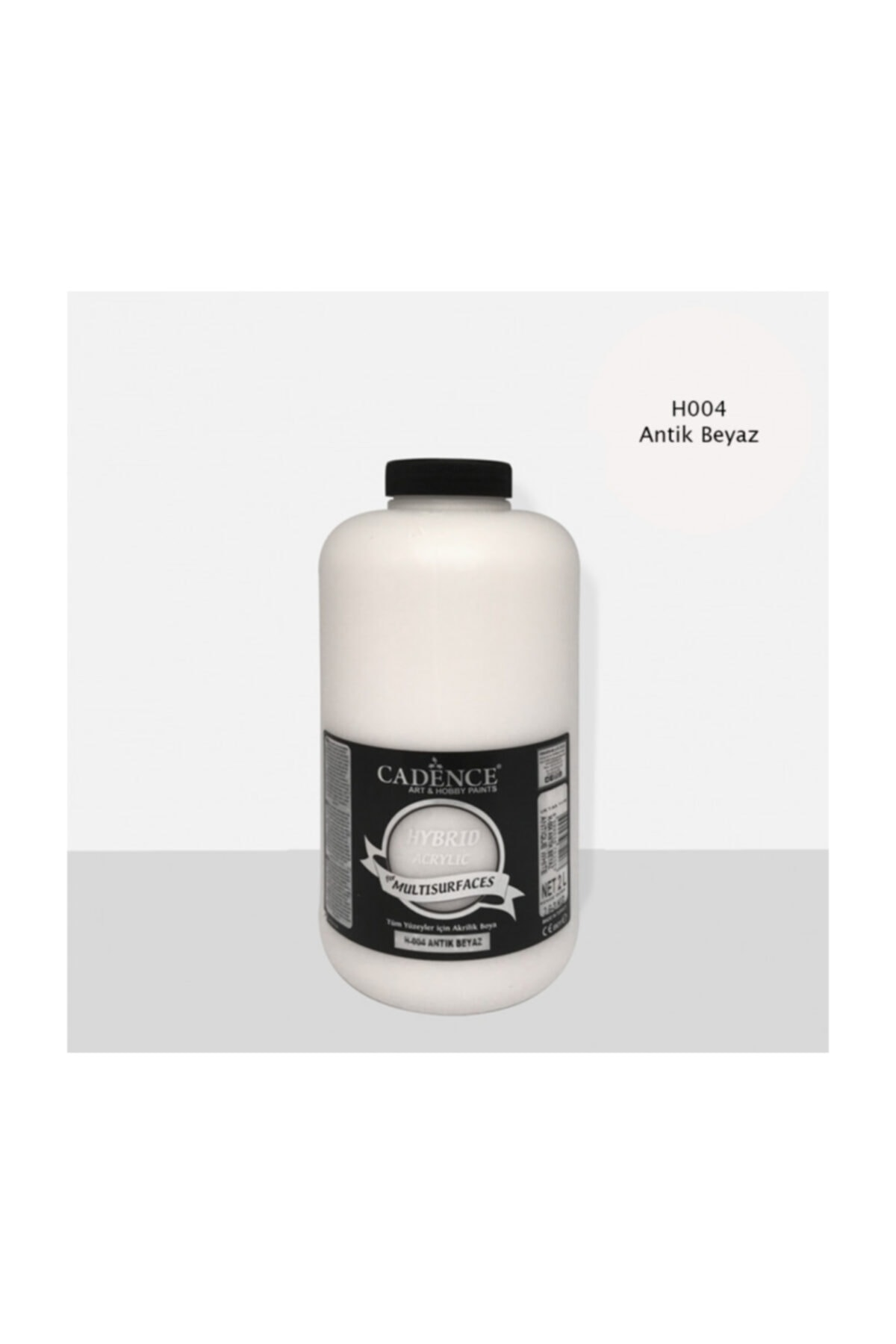 Cadence H004 Antik Beyaz - Multisurfaces 2000ml (2 Lt) 1