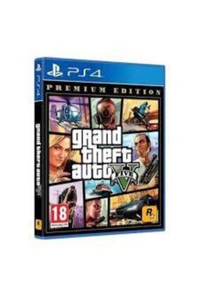 RockStar Games Grand Theft Auto Premıum Edıtıon Gta 5 Sıfır Ps4 Oyun