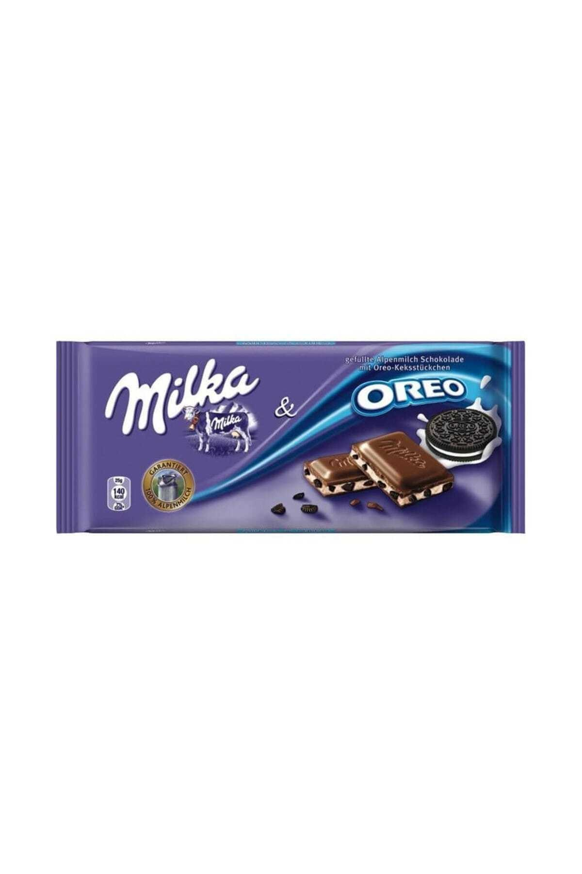 Milka Çikolata Oreolu 100 gr 1