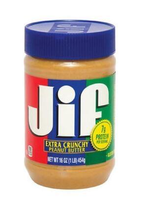 Jif Extra Crunchy Yer Fıstığı Ezmesi 454 Gr