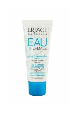 Uriage Urıage Eau Thermale Creme D'eau Legere Spf20 40 Ml