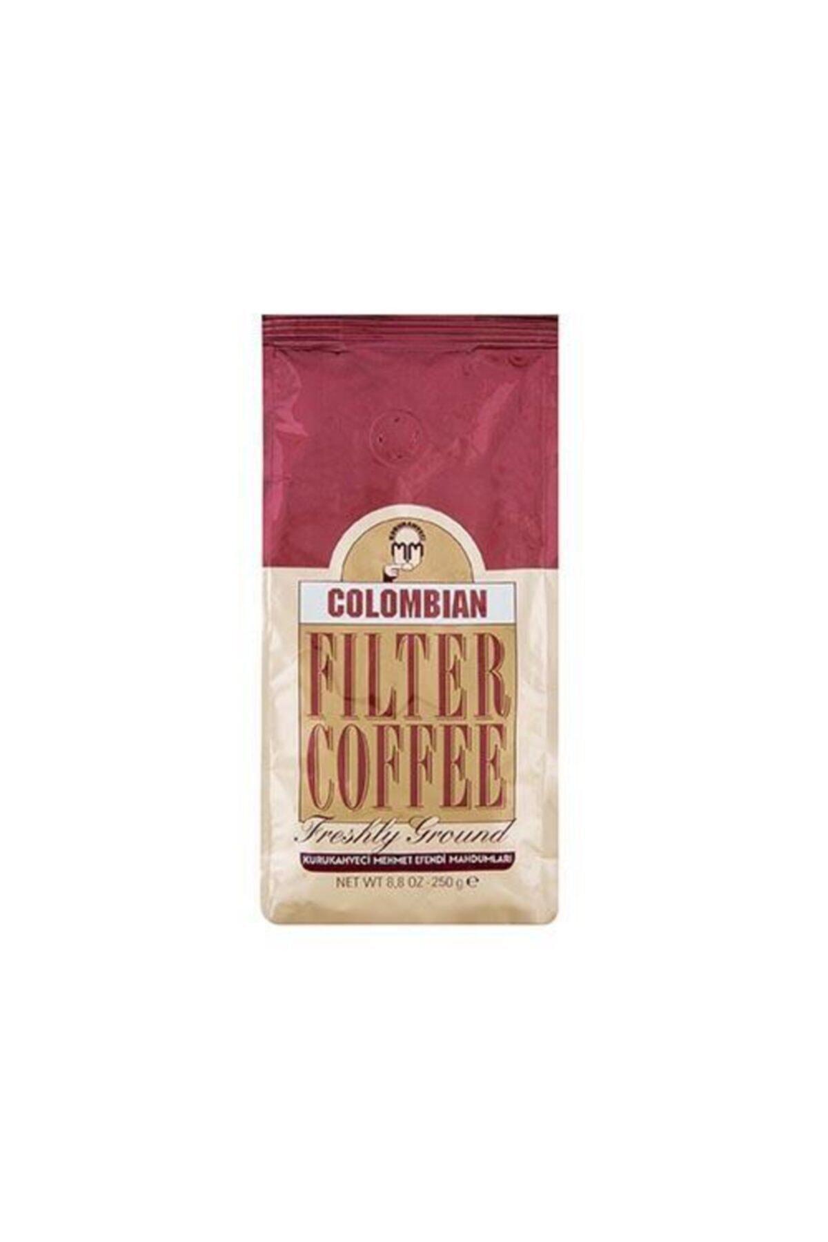 Mehmet Efendi Colombian Filtre Kahve 250 Gr 1