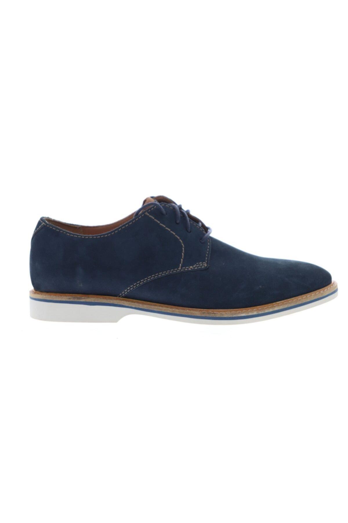 CLARKS Erkek Mavi Ayakkabı 26131819 1
