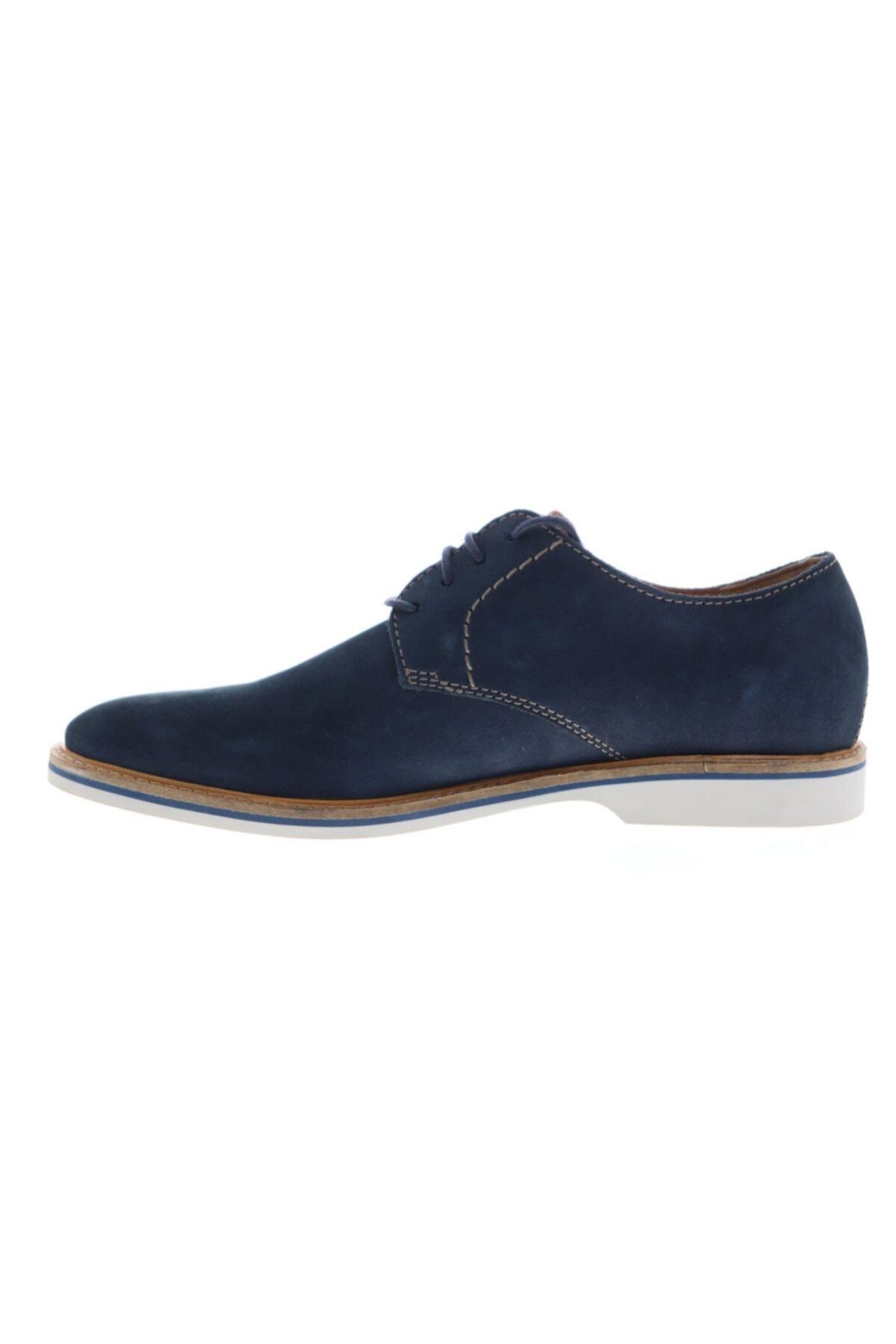 CLARKS Erkek Mavi Ayakkabı 26131819 2