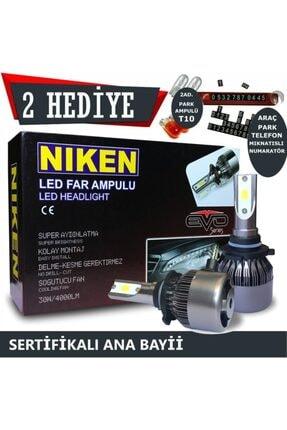 Niken Led Xenon Hb4 9006 - Hır2 9012