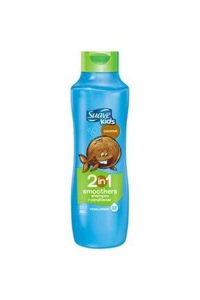 Suave Kids Hindistan Cevizi 2si 1 Arada Çocuk Şampuanı 665ml