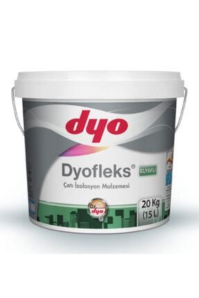 Dyo Flex Elyaflı Su Yalıtımı 20 Kg