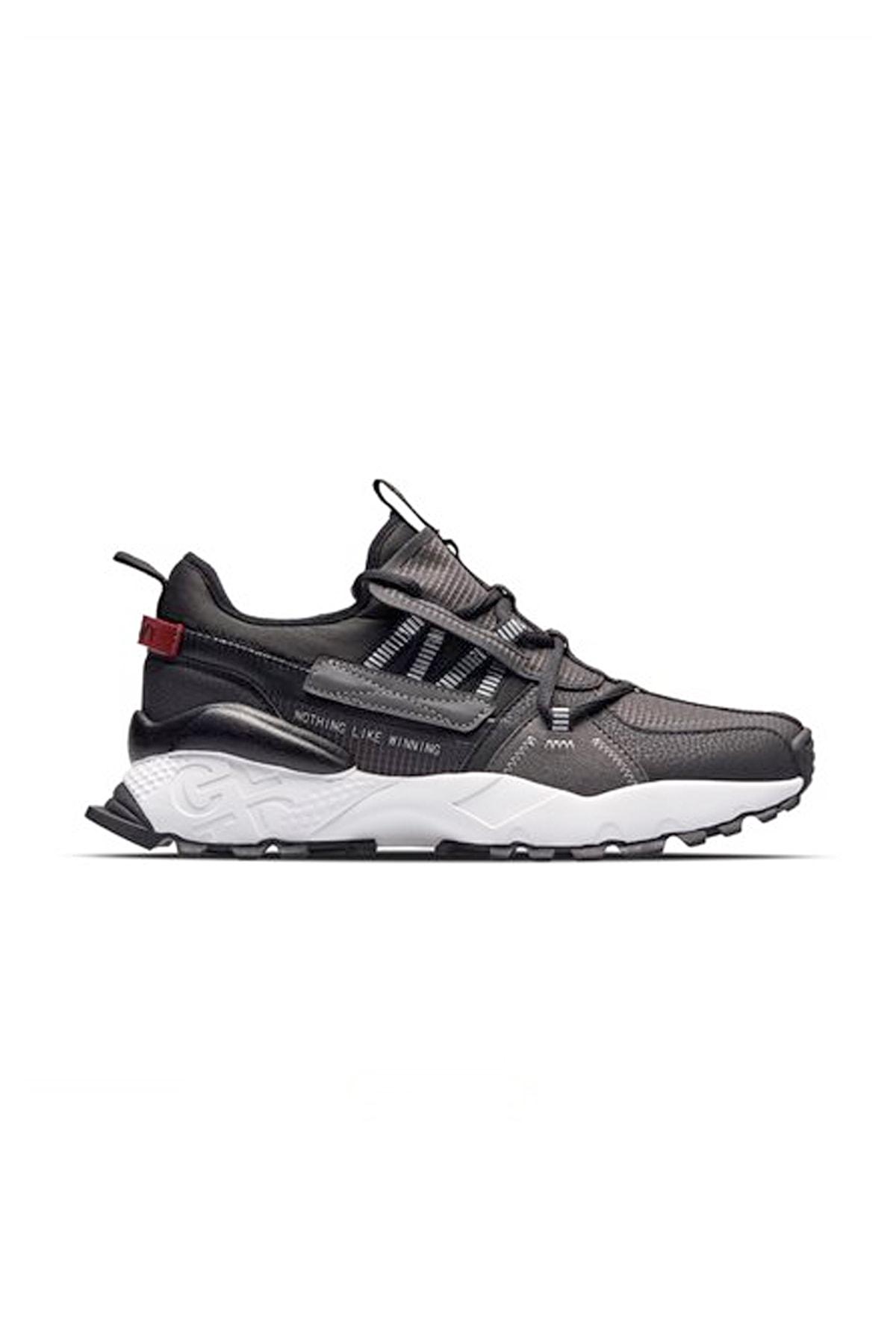 Lescon Ly-traıl Hııllcross Günlük Unısex Spor Ayakkabı/siyah/40 1