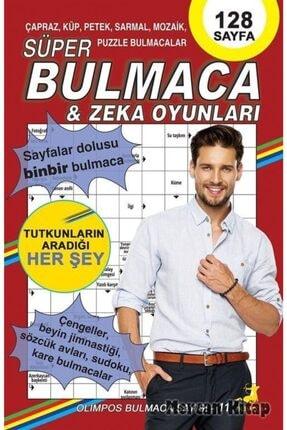 Olimpos Yayınları Süper Bulmaca / Zeka Oyunları 11