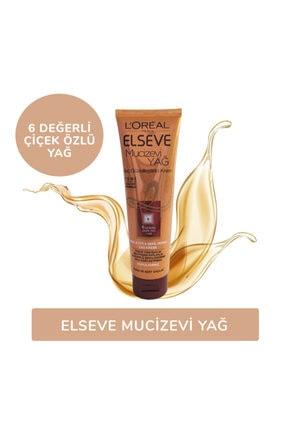 ELSEVE Mucizevi Yağ 150 Ml-kuru Ve Sert Saçlar Için Bakım Ürünü