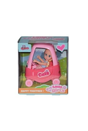 VARDEM OYUNCAK Arabalı Sevimli Bebek