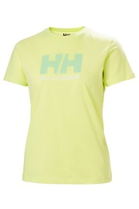 Helly Hansen Kadın Yeşil T-Shirt