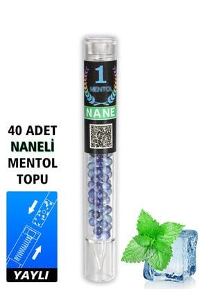 BirMentol Naneli Mentol Topu + Aplikatör Hediyeli