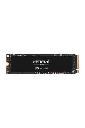 Crucial P5 500gb Ct500p5ssd8 3400-3000 Mb/s Nvme Pcıe M.2 Ssd