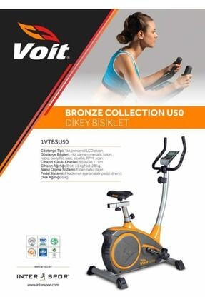 Voit U50 Dikey Kondisyon Bisikleti