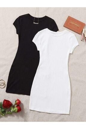 Black Sokak Kadın 2li Elbise