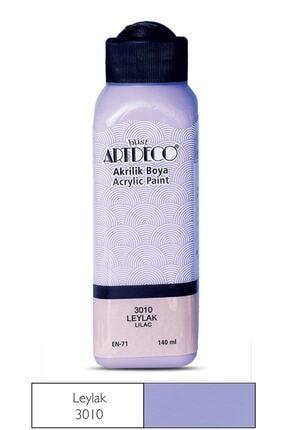 Artdeco Akrilik Boya 140 ml 3010 Leylak
