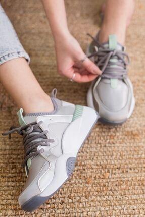 yesh Bağcıklı Spor Ayakkabı