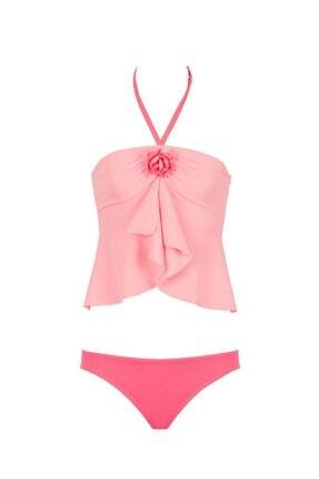 Kom Desıre Bikini Takımı Somon
