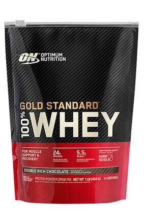 Optimum Nutrition Gold Standard Whey 450 gr Çikolata Aromalı