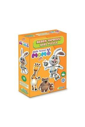 Adel And Trt Çocuk Akıllı Tavşan Momo Bebek Yapbozu Puzzle